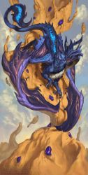 2016 Zodiac Dragon Scorpio by The-SixthLeafClover