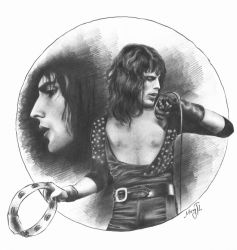 Freddie Mercury by MaryTL