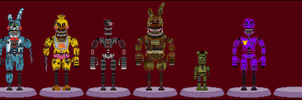 five nights at FANMADE'S 4 by RIAEA