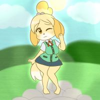 Isabelle by NikoH