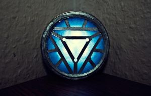Iron Man 2 Arc Reactor by SanjiroCosplay