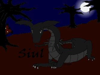 Night Walker: Siul by Ataraxia25