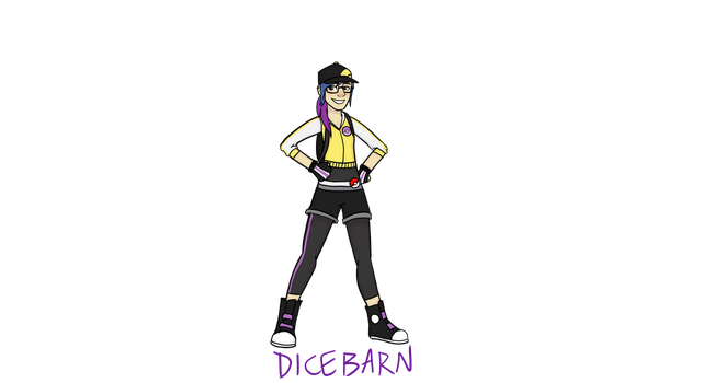Pokemon Trainer Game by DiceBarn5
