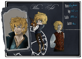 [OC] 'Enjolras' by Our-S