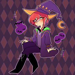 witchy by nyxlis