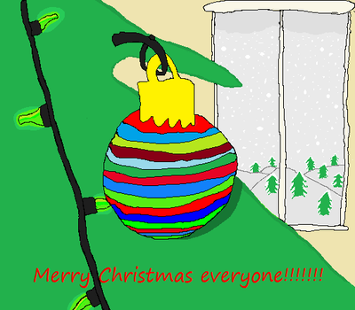 Earley Merry Christmas: updated by Forest-Runner