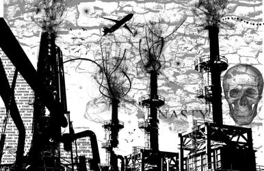 A clouded industrial existance by rsolimeo