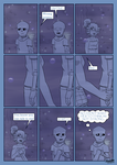 Underwatertale Chapter 6 Page 4 by Doudy20