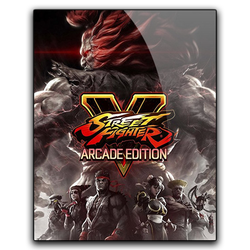 Street Fighter V Arcade Edition by Mugiwara40k