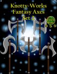 Fantasy-Axes-Vol-2-Cover by knottyprof