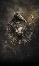 crow_time by tariqdesign