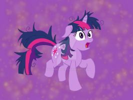 Twilight Sparkle Shocked by elyonblade
