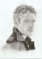 Dean Winchester by The-Ribboned-One