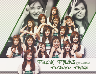 [151125] PACK RENDER TZUYU TWICE by RinYHEnt