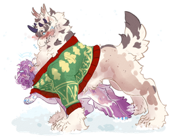 Ugly Sweater [Keb Prompt] by Wereprincex
