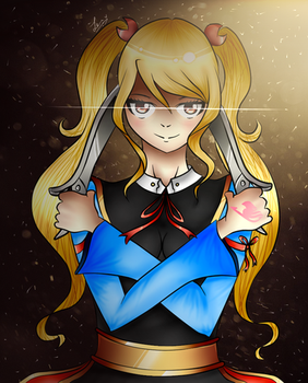 FT:Lucy Cancer transformation by salenaYT