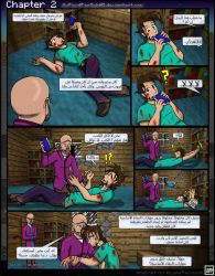 AR - Minecraft: The Awakening - Comic Ch2 P29 by OxFordFanSUbHD
