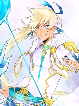 Water Armatus by SenlitheringMe