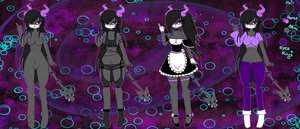 Veronica Clades ::REDESIGNED:: by LickyM0use