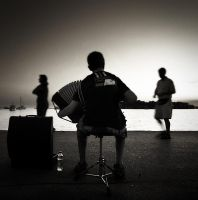 Boy and accordion... by denis2