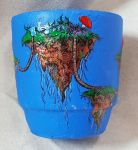 Floating Islands pot by Fl33tingshadoW