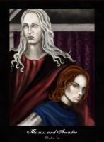 Marius and Amadeo by fantine