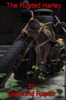 The Rusted Harley (Free Model) by RissingFlower