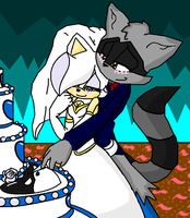 The wedding day. by TheSonicFreak321