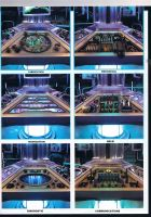 DW - 2012 Tardis Console [All 6 sides close up] by DoctorWhoOne