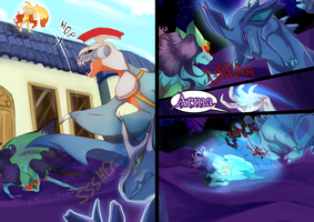 PMDU - WC - MGTasks - Memory Lure - Page 79-80 by WishfulVixen