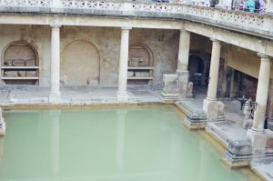 Thermae: The Great Bath, II by neuroplasticcreative