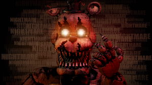 FNAF SFM | Nightmares Are Everywhere by MARTIN3X