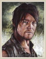Daryl Dixon by xnicoley