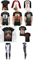 In This Moment Merch by Age-Velez