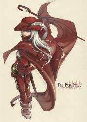 8BT - Red Mage by rennerei