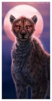 Fire Eyes by Art-of-Sekhmet