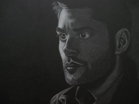 Dean Winchester by agnes21