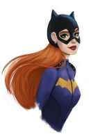 Batgirl new costume by isintokol