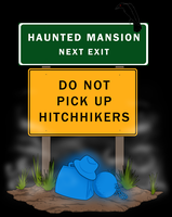 Beware of Hitchhiking Ghosts by JMKohrs