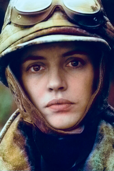 Swedens 1st Female Aviator colorized by Miko2660