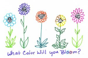 What color will you bloom? by NycterisA