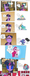 MLP:FiM - Shadows of the Past #25 by PerfectBlue97
