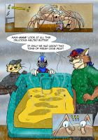 Issue Three Page Eighteen by the-gneech