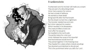 Frankenstein by demonrobber