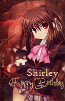 Shirley Birthday Rin Natsume by Hyack