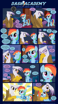[Italian] Dash Academy 7 - Free Fall - Part 23 by FiMvisible