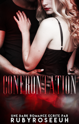 Book cover - Confrontation by CathleenTarawhiti