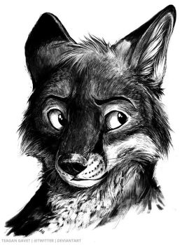 Bust Commission - del by teagangavet