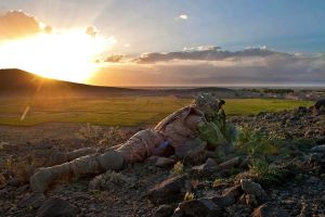 Outpost Overwatch by MilitaryPhotos