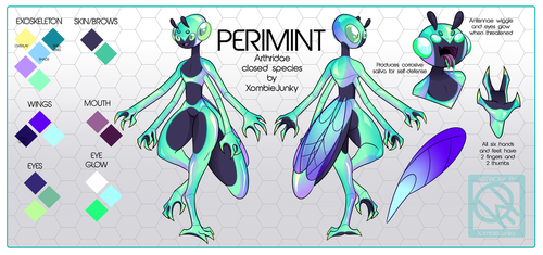 Perimint by XombieJunky